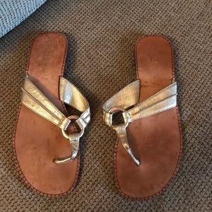 Lily Pulitzer Slide on Sandals